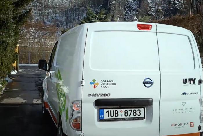 Elektromobilita ve službách Ústeckého kraje